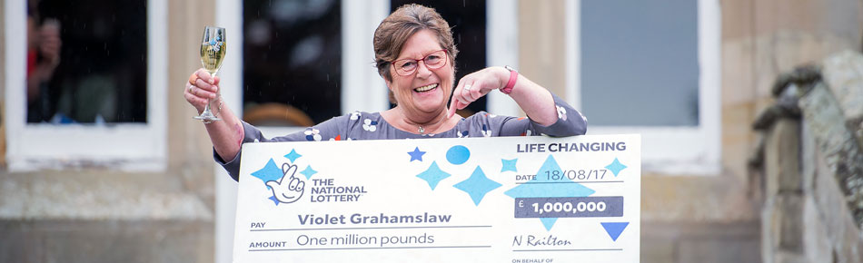 EuroMillions winner Grahamslaw | Life changing | The
