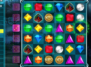 Bejeweled Hypercash screenshot 2