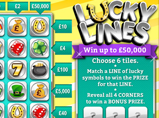 Lucky Lines screenshot 1