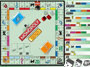MONOPOLY Gold screenshot 1